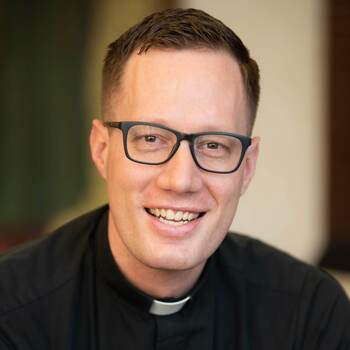 A Note from Fr. Jake