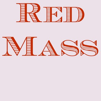Red Mass Planning Committee Meeting