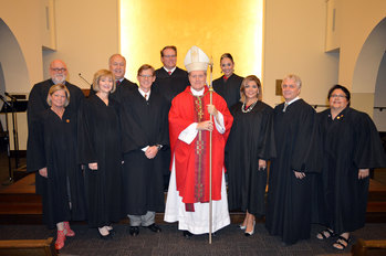 Red Mass Leaves Lasting Impression