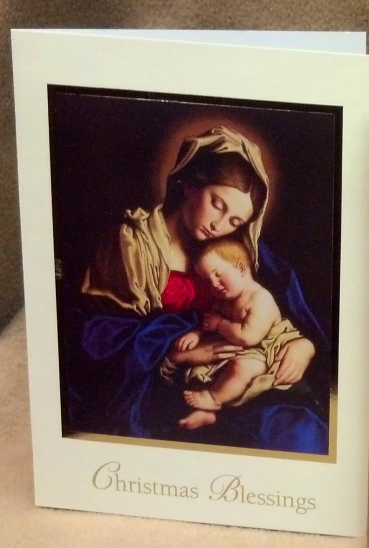 Let the Catholic Foundation Send Your Christmas Cards for You
