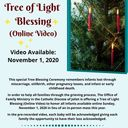 2020 Tree of Light Blessing