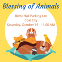 Blessing of Animals October 16th