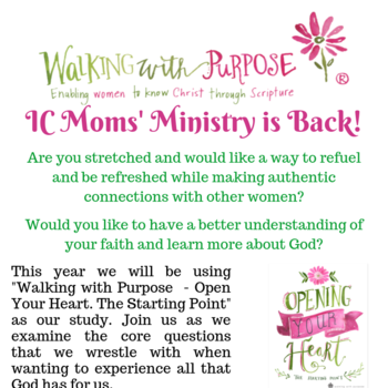 Moms's Ministry is back!