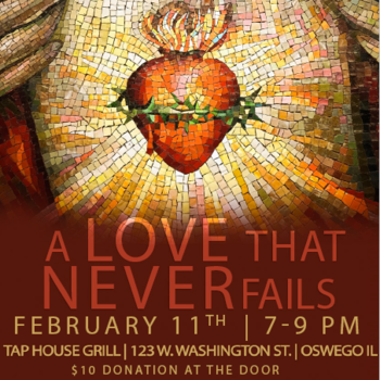 Theology on Tap Coming Up!