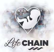 National Life Chain Sunday, October 4th