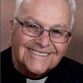 Father James Murphy, 94, dies at Spalding