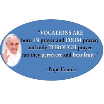 World Day of Prayer for Vocations