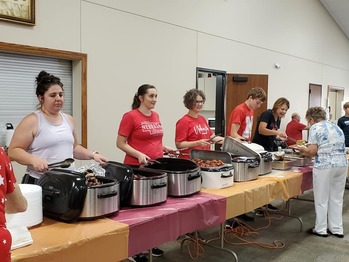Third annual Sts. Peter and Paul Holy Smoke Cook-Off
