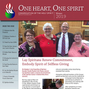 One Heart One Spirit Newsletter - Winter 2019