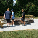 Young Man Completes Eagle Scout Project at Spiritan Center