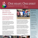 Fall One Heart, One Spirit Newsletter