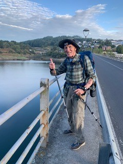 Fr. William Headley, C.S.Sp., Reflects on Camino de Santiago Pilgrimage