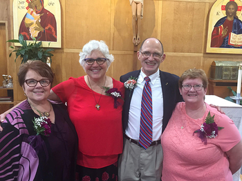 Lay Spiritans Renew Their Commitment on Feast of des Places