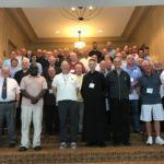 Br. Michael Suazo, C.S.Sp., Represents Spiritans at Religious Brothers Conference