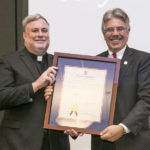 Duquesne University Inducts Very Rev. Jeffrey T. Duaime, C.S.Sp., into Century Club
