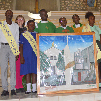 Spiritan Parish in Virginia Celebrates 20 Years of Friendship and Service in Haiti