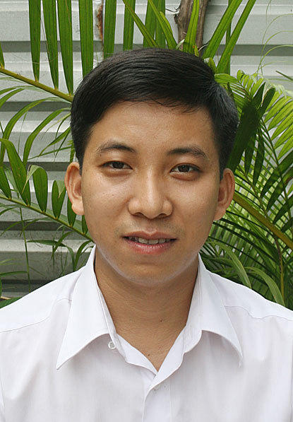 Br. Phung Manh Tien, C.S.Sp.