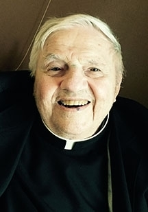 Fr. Norbert Rosso Enters Eternal Life