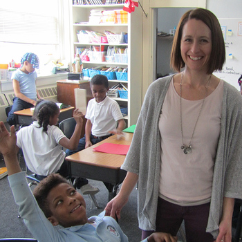 Teacher at Spiritan-run School in Dayton Shares Her Experience 'Accepting God's Call'