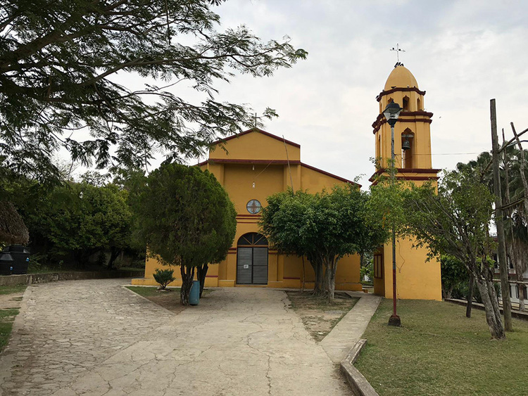 Spiritan Mission in Tanlajas