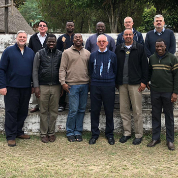 Spiritan Major Superiors of UCNAC Hold Annual Meeting in Tanlajas, Mexico