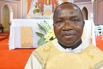 Spiritan Hits the Road Tending to Flock – Father Mukamba