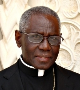 Cardinal Sarah Attributes His Faith to the Spiritans