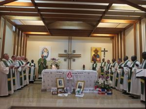 Spiritan Enlarged General Council Meets In Rome
