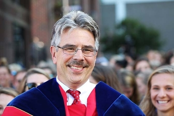 Gormley Inaugurated as 13th President of Duquesne
