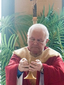Fr. J. Clifton Hill, C.S.Sp. Celebrates Golden Jubilee