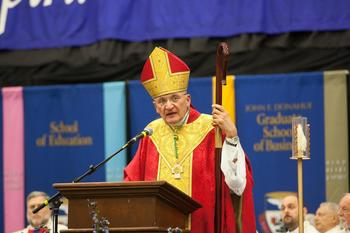 Duquesne University begins Academic Year with the Mass of the Holy Spirit