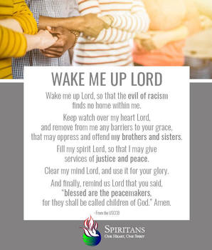 Wake Me Up Lord