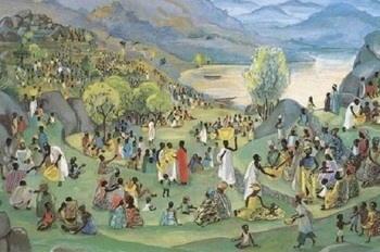 Reflection for the 17th Sunday in Ordinary Time - July 25, 2021
