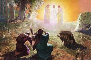 Reflection for the Feast of the Transfiguration of the Lord - August 6, 2021