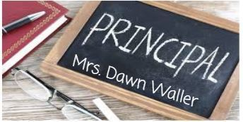 Mrs. Waller's Principal Post 1/15/2021