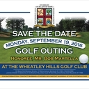 Annual Golf Outing - Monday, October 3