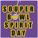 Souper Bowl Spirit Day