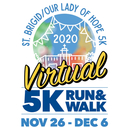 "2020 Virtual 5K Run/Walk - ""Your Race, Your Way"""