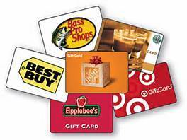 StB/OLH Gift Card Program
