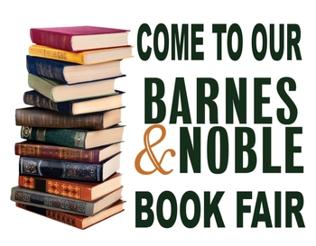 Barnes & Noble Book Fair
