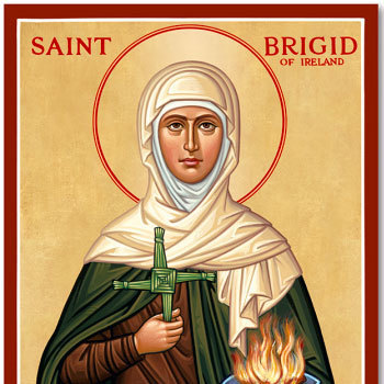 Online Day of Giving on the Feast of St. Brigid