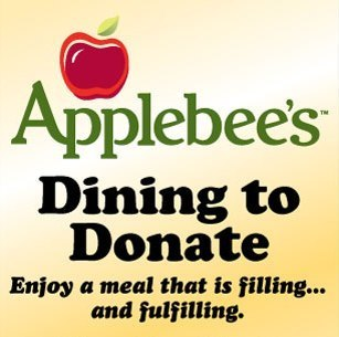 """Dining to Donate"" at Applebee's"
