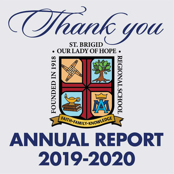 Annual Report for the 2019/2020 School Year
