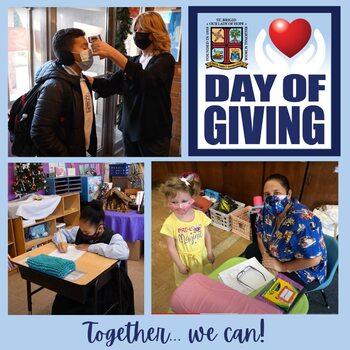 Day of Giving - Together...we can!