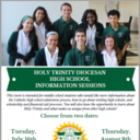 Holy Trinity Information Sessions