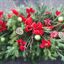 There's still time to order your Christmas Wreath and/or Cemetery Blanket or Cross