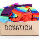 Clothing Drive: Items to be Picked Up Tomorrow!
