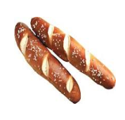 Bavarian style soft pretzel stick will be available this Thursday.