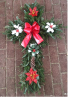 Christmas Wreath and Cemetery Blankets and Crosses Fundraiser