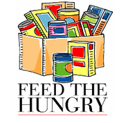 STA School is having a food drive to support Drive Out Hunger, Inc.